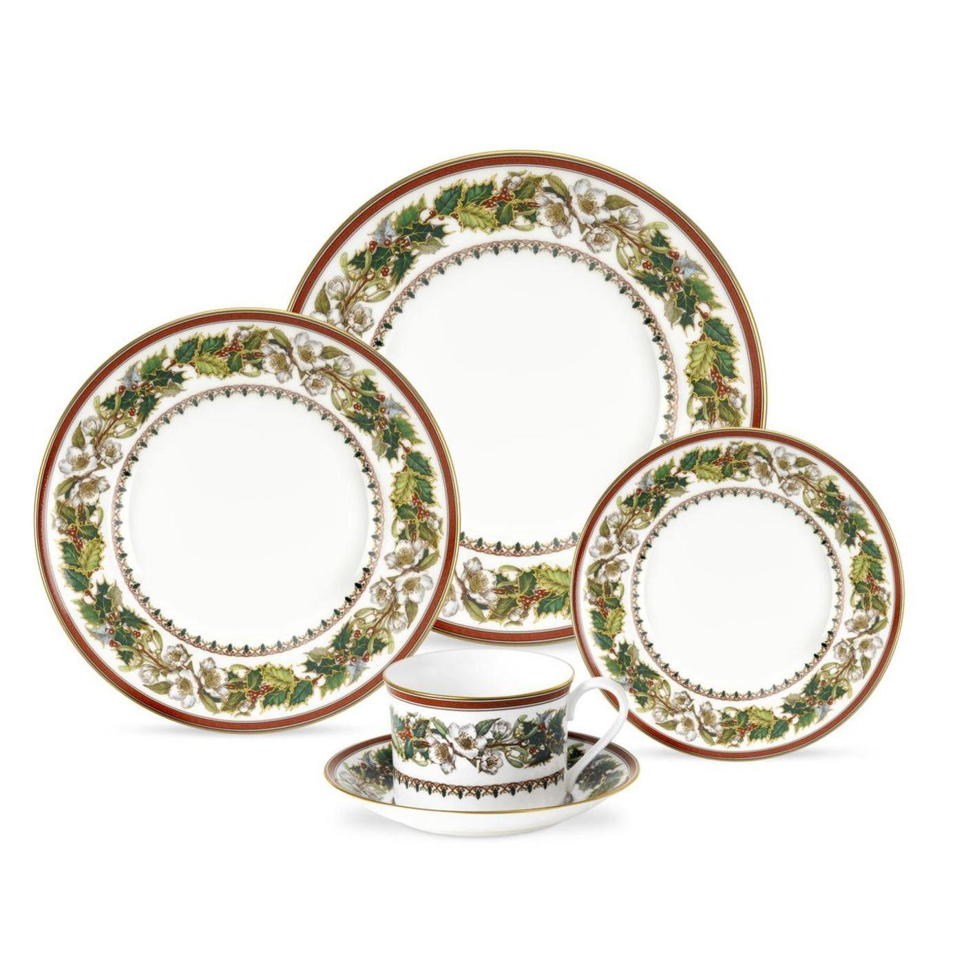 christmas rose by spode | Dinner / Tableware | Pinterest ...