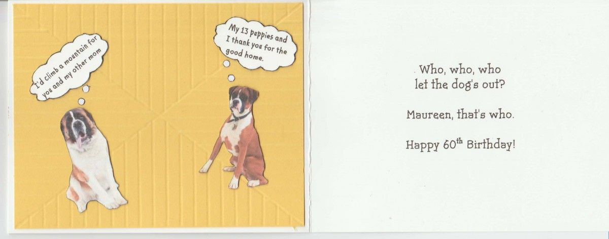 Who Let The Dogs Out by vegasgem - Cards and Paper Crafts at Splitcoaststampers