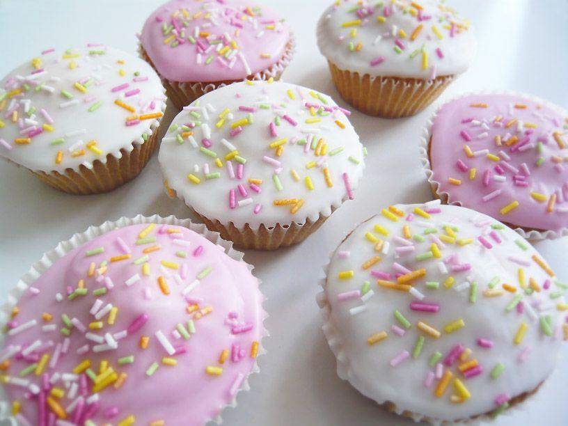 Fairy Cake Icing Recipe Uk: Fairy Cakes, School Cake And Bake Sale