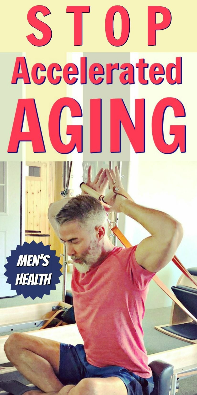 Aging is a natural part of life – but why age faster than what is necessary? Click-through to find o...