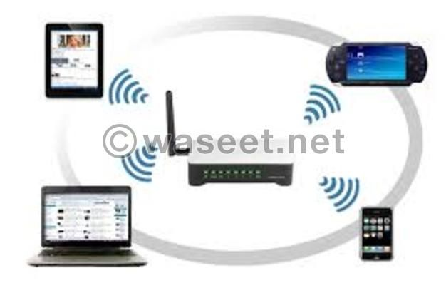 Best wifi installation technician in dubai sharja abu dhabi wireless wifi router installation configuration setup it technician services in dubai greentooth Image collections