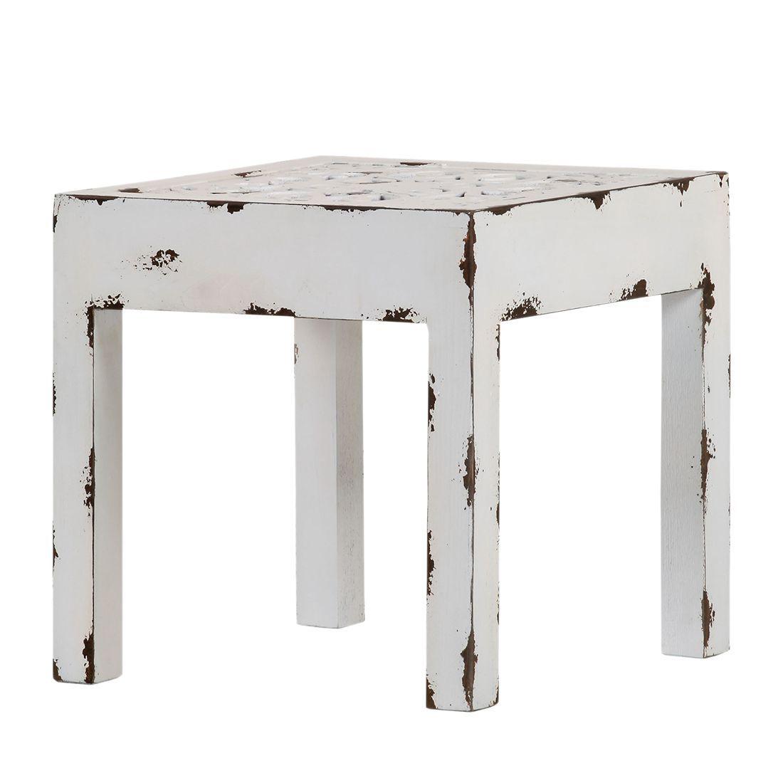 Table Basse Chapalasee In 2020 Beistelltische Beistelltisch Holz Und Beistelltisch Weiss
