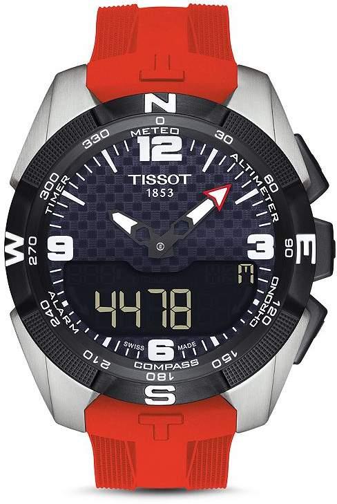 Tissot T Touch Expert Solar Watch 45mm In 2019 Products Tissot T Touch Tissot Mens Watch Solar Watch