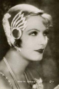 Greta Garbo, actress