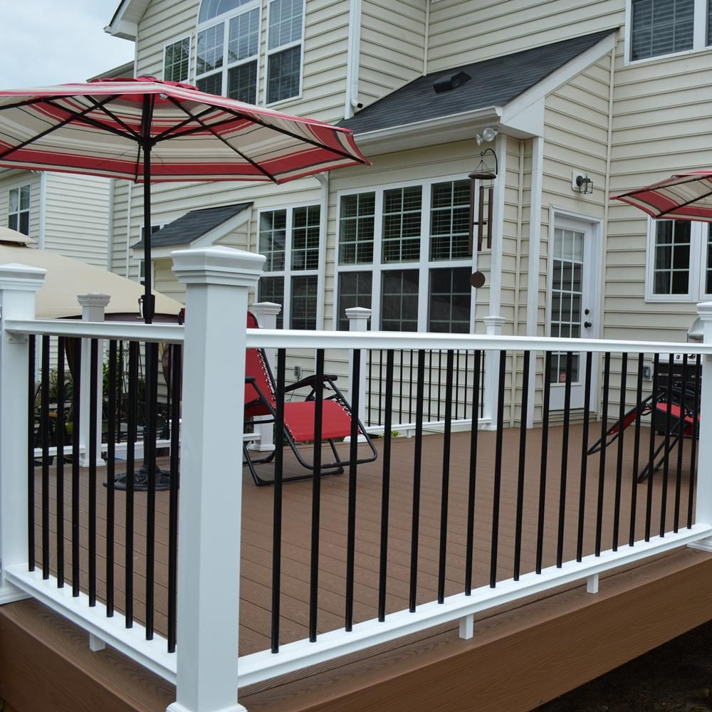 Best Image Result For Veranda Railing With Metal Balusters 10 400 x 300