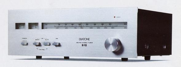 DIATONE DA-F450    1975