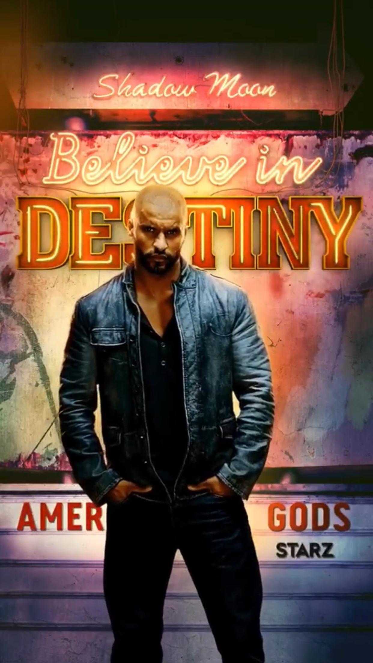 American Gods: Shadow Moon | Multifandom in 2019 | American
