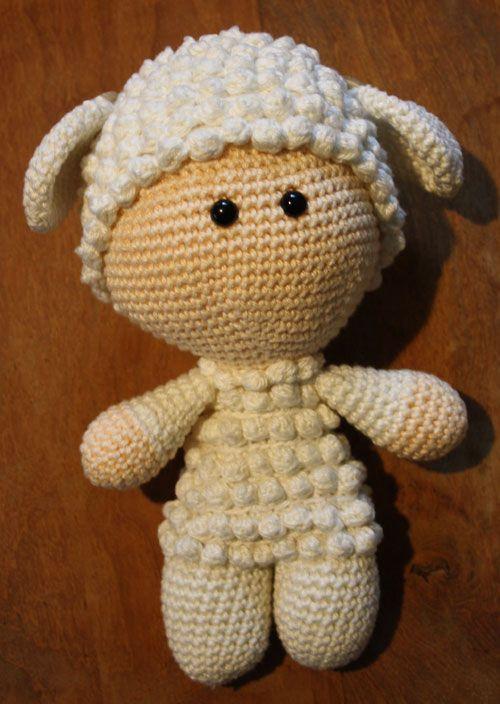 Funny Sheep Gehaakt Haken Breien En Met