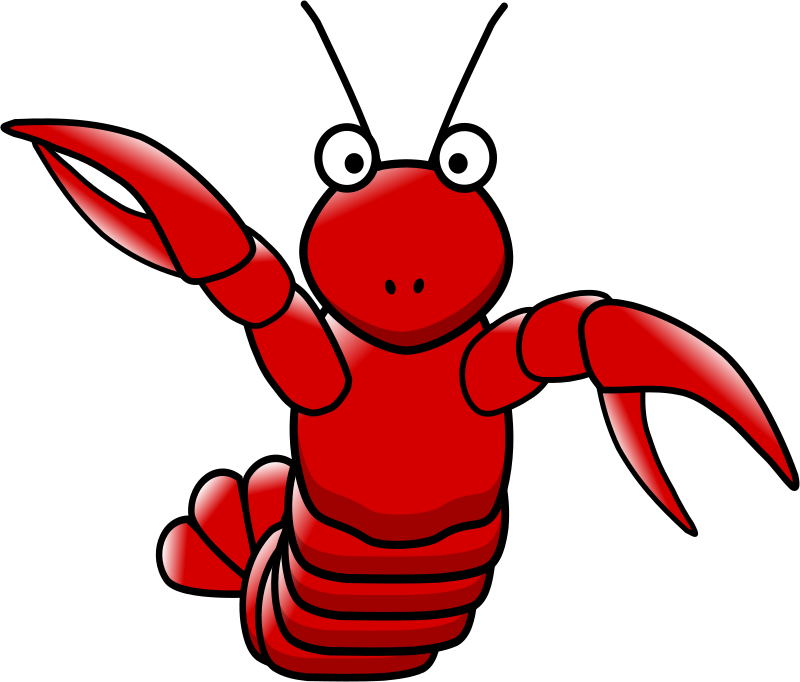 Cartoon Sea Creatures Clipart