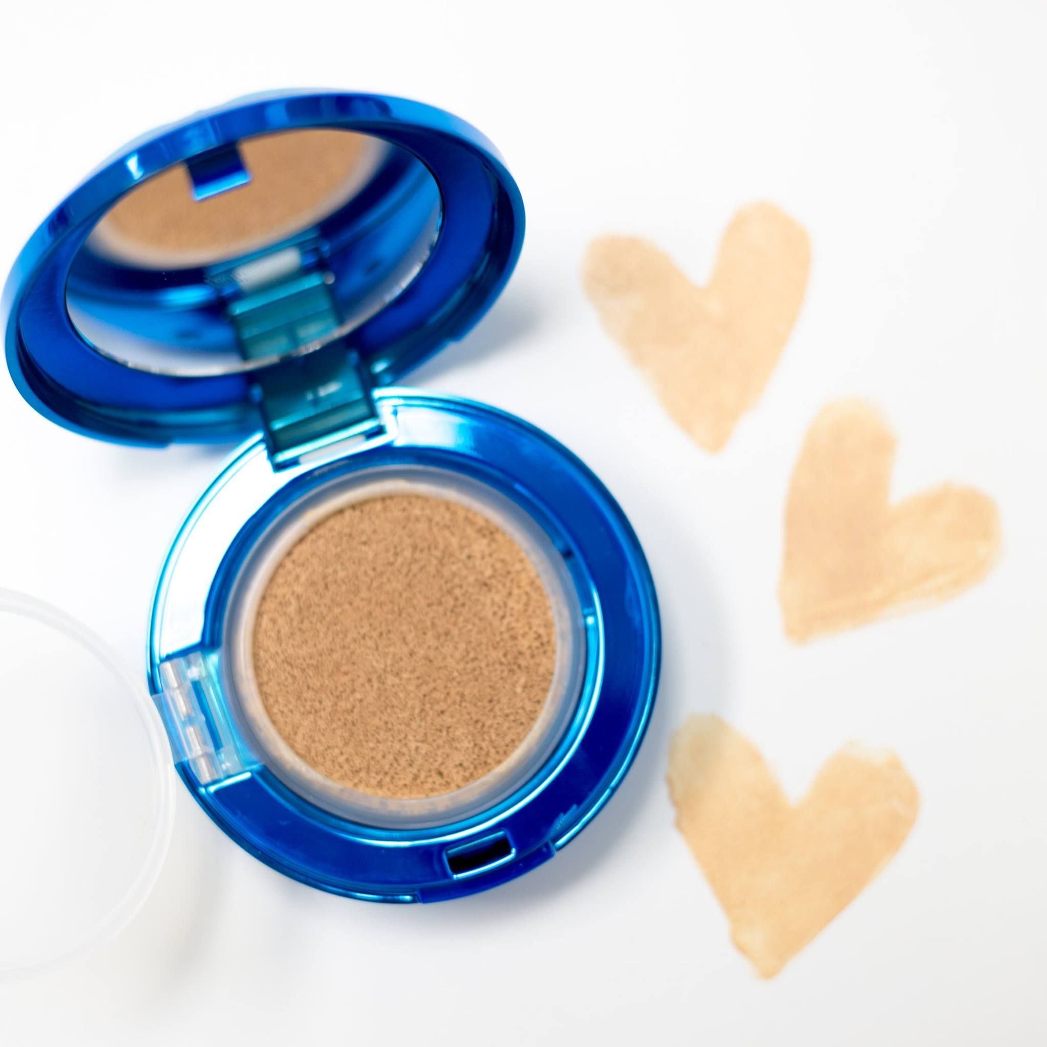 Mineral Wear Talc Free All In 1 Abc Cushion Foundation Instantly