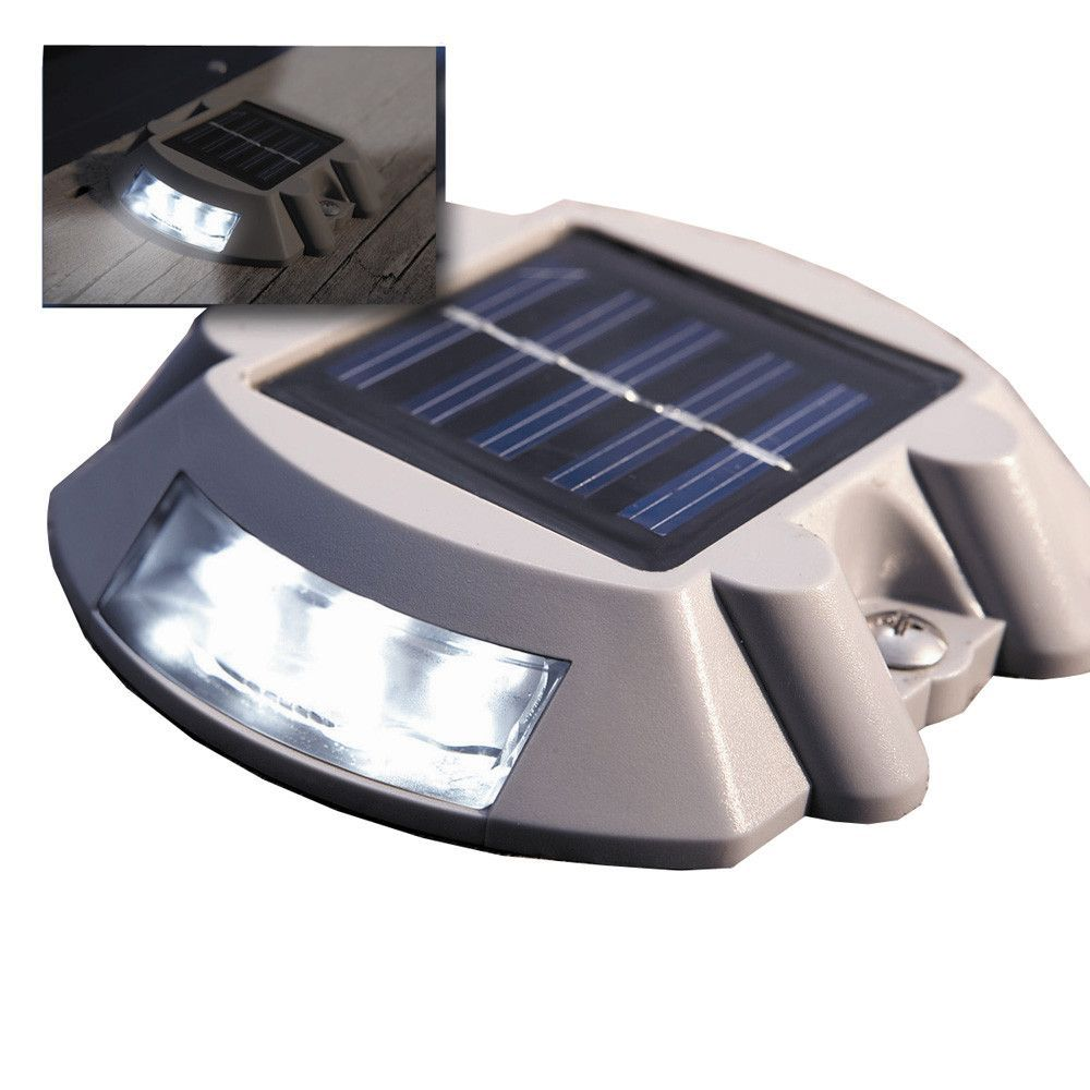 Dock Edge Solar Dock Amp Deck Light Docklite The Wireless