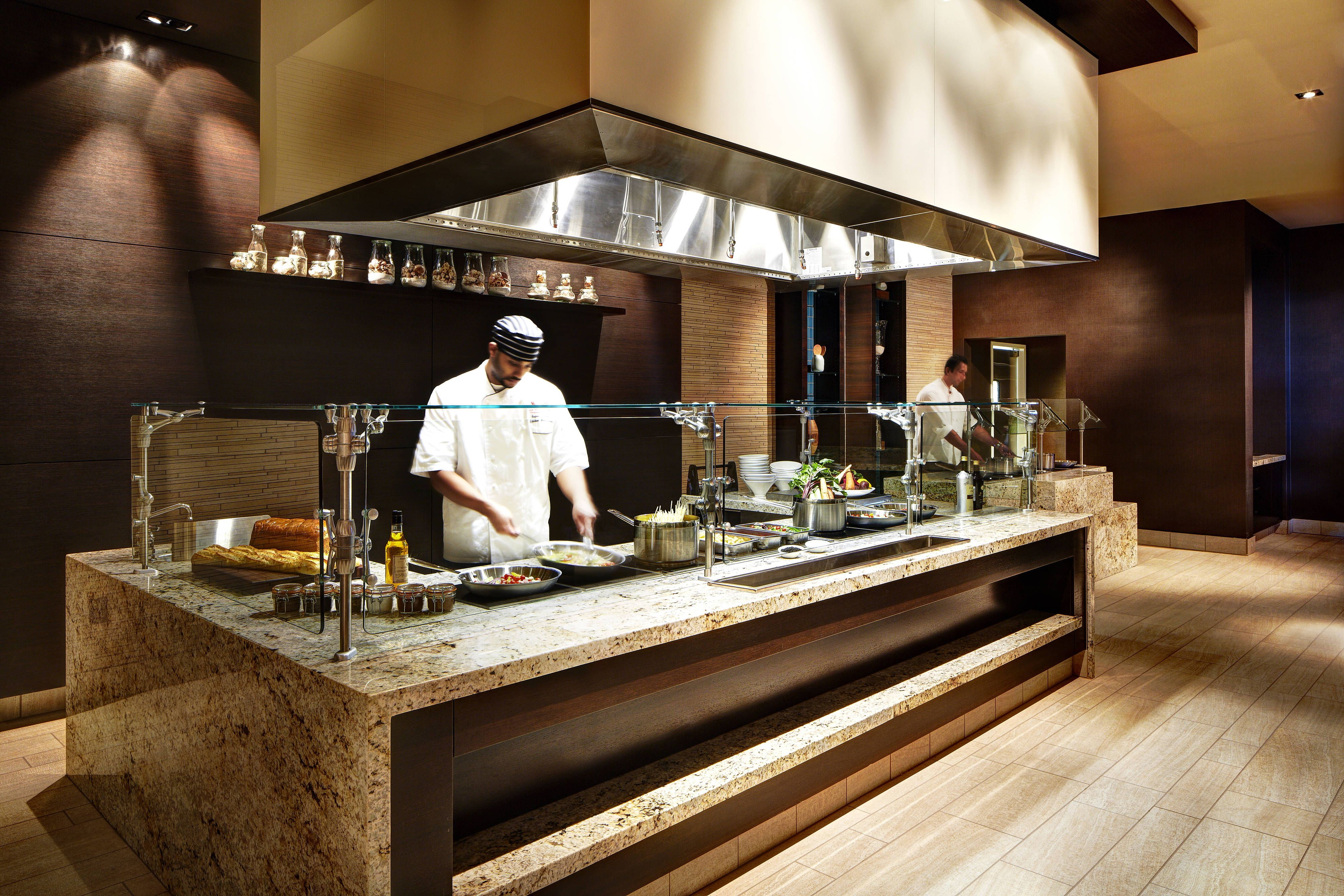 Marriott Marquis San Diego Marina Marina Kitchen Buffet Hotel
