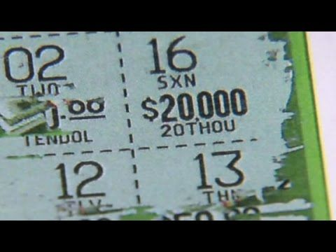 How To Tell If A Lottery Scratcher Ticket Is A Winner Or