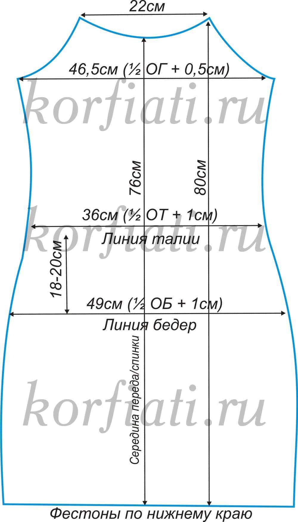 Юбка-годе: выкройка юбки-шестиклинки для полных, в пол, для девочки, 54 размера, а так же построение выкройки