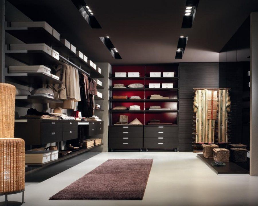 30 Walk In Closet Ideas For Men Who Love Their Image