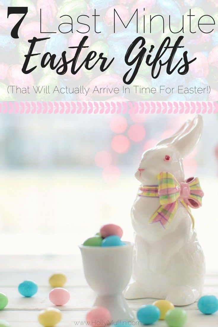 Last minute easter gifts that will actually arrive by easter last minute easter gifts that will actually arrive by easter easter and gift negle Choice Image