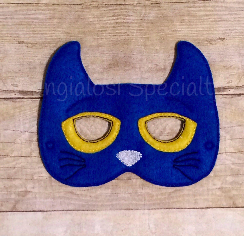 Halloween Costume Felt Embroidered Mask Cosplay -Kid /& Adult DJ Suki Inspired Mask Creative Play Troll Mask