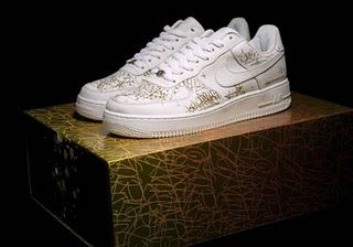$1500. Nike Shoes, Limited edition Air Force Ones