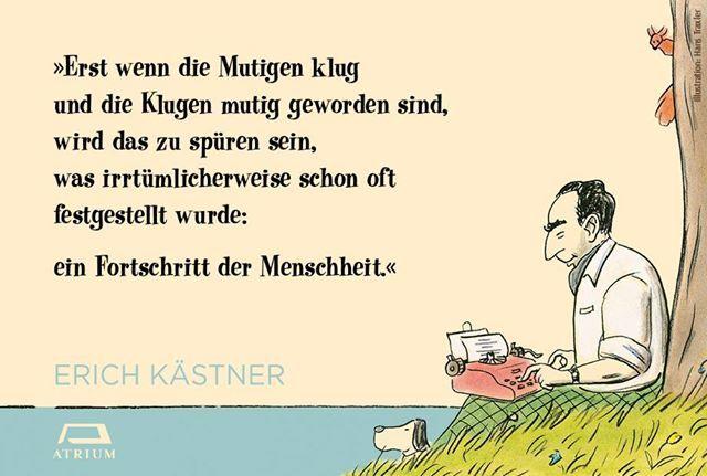 Erich Kästner - Timeline Photos | Erich kästner zitate ...