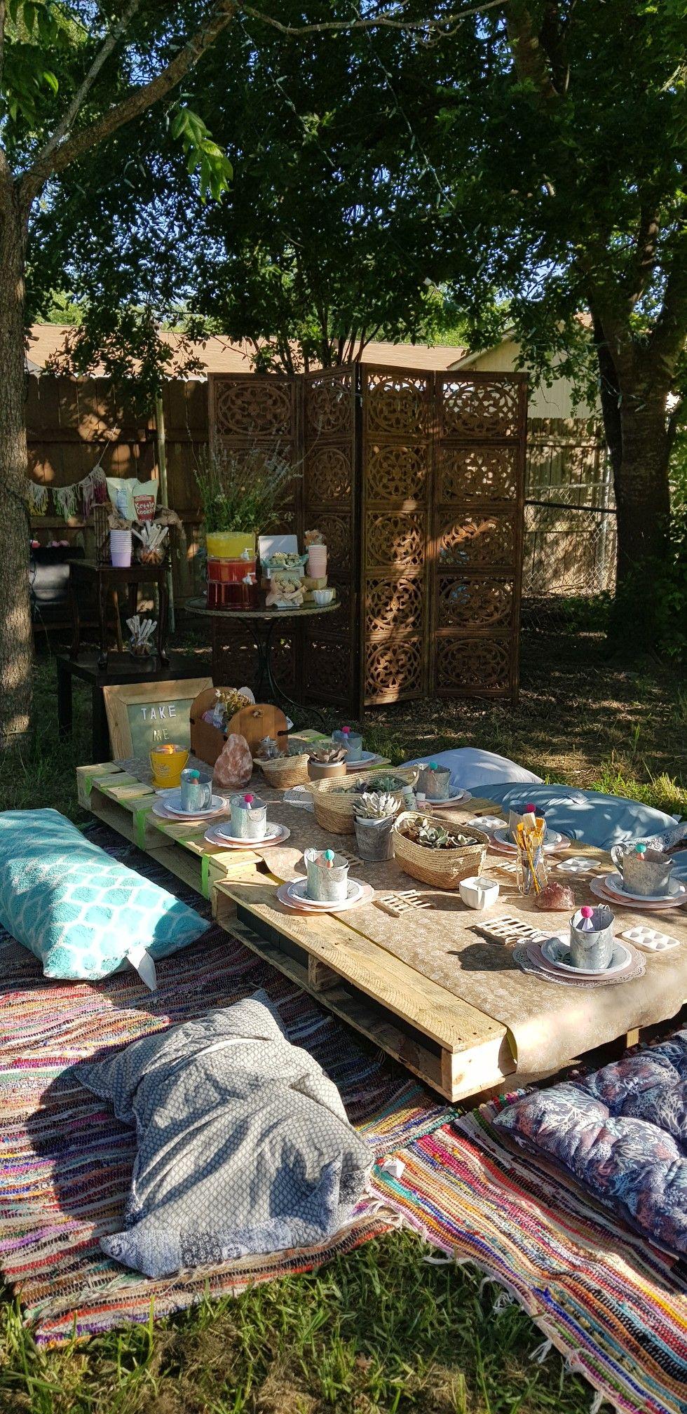 11+ Backyard teenage birthday party ideas ideas
