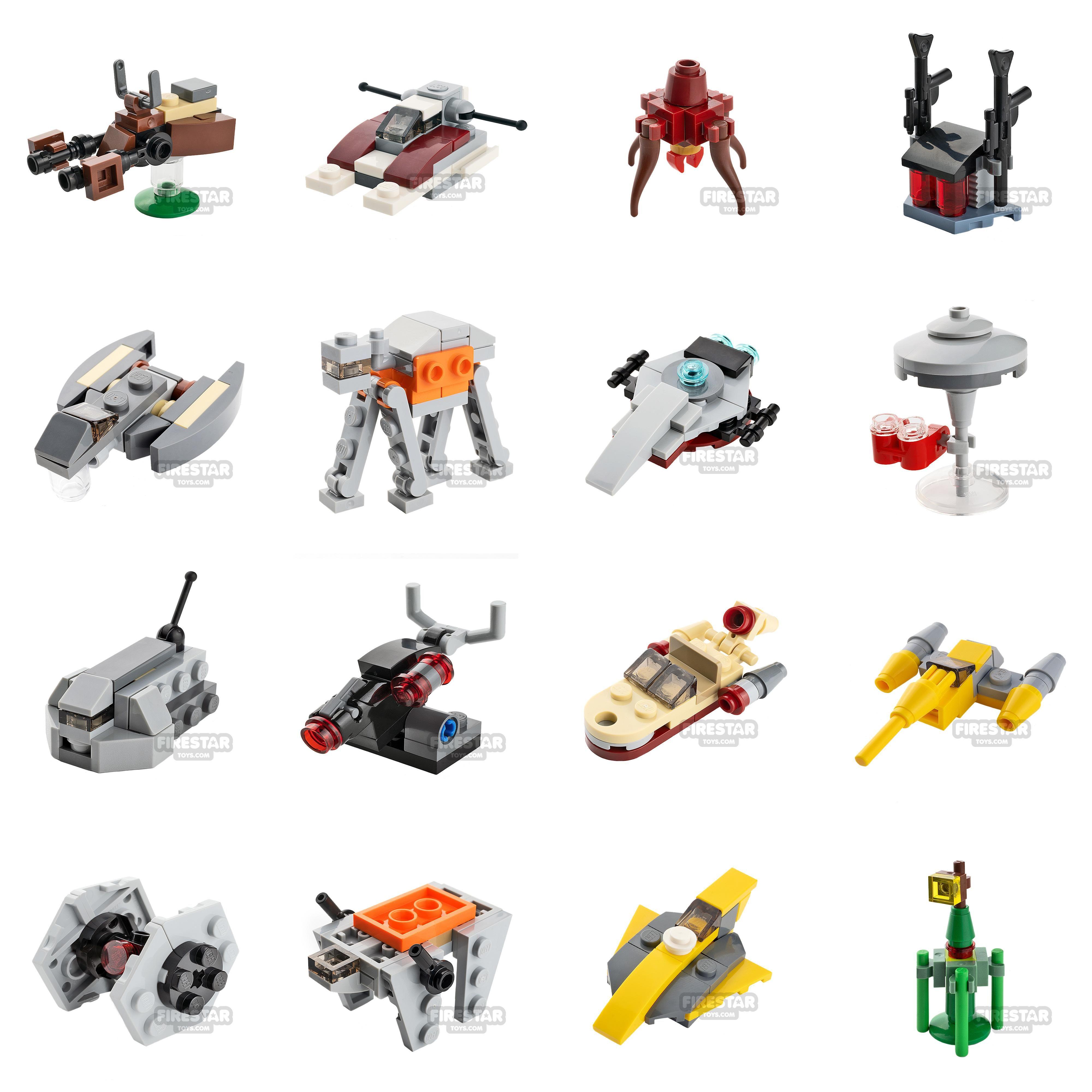 Lego Star Wars Mini By Cosimo Carbonelli On Lego Microscale In