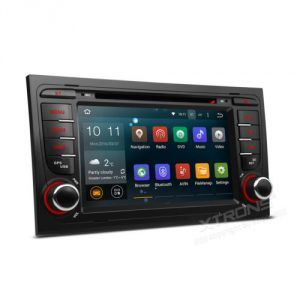 xtrons android autoradio im test cool cars autoradio. Black Bedroom Furniture Sets. Home Design Ideas