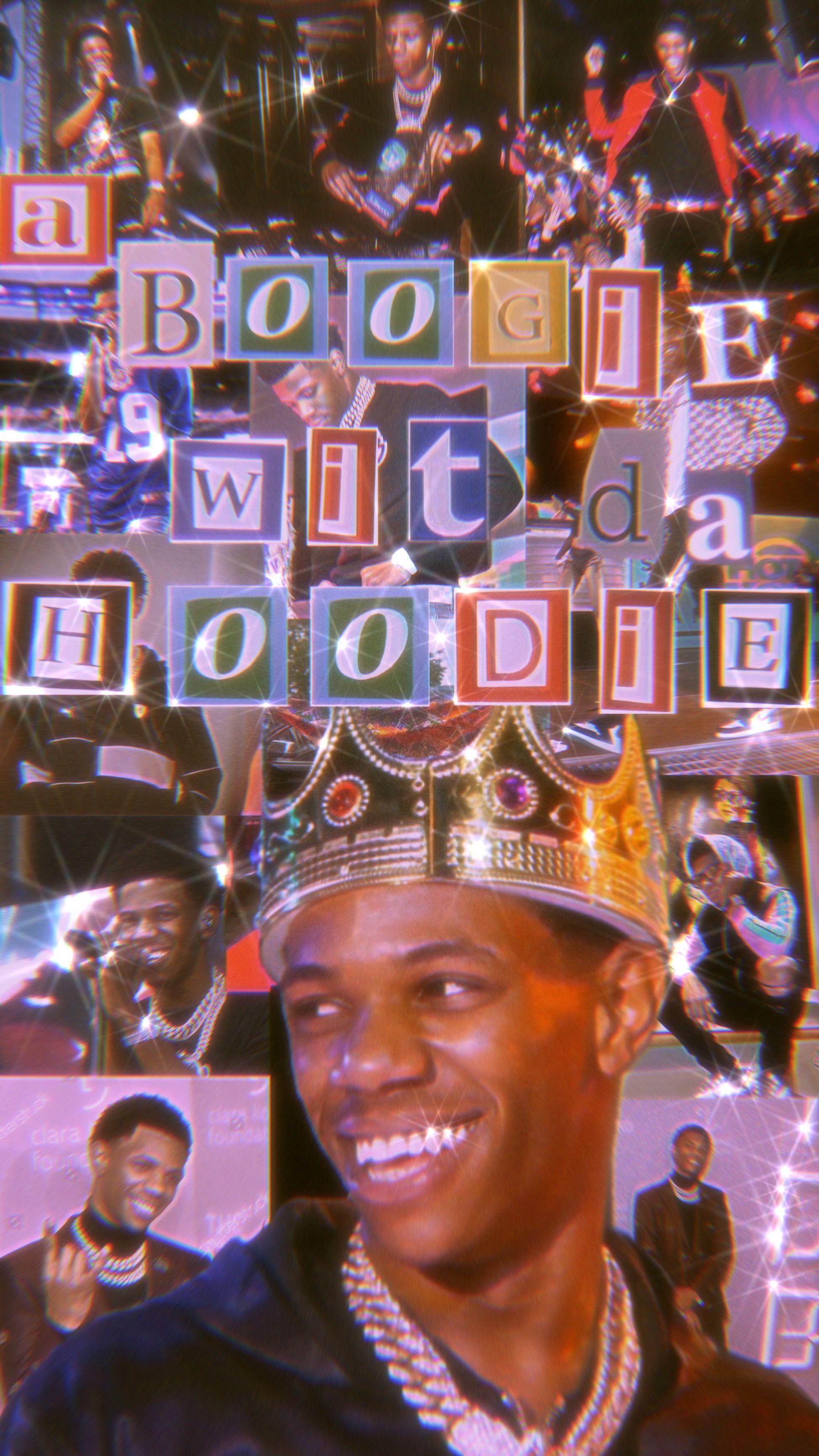 A Boogie Wit Da Hoodie Iphone Wallpaper Music Rapper Wallpaper Iphone Hypebeast Wallpaper