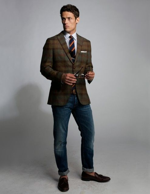 Sport Coat And Tie - Coat Nj