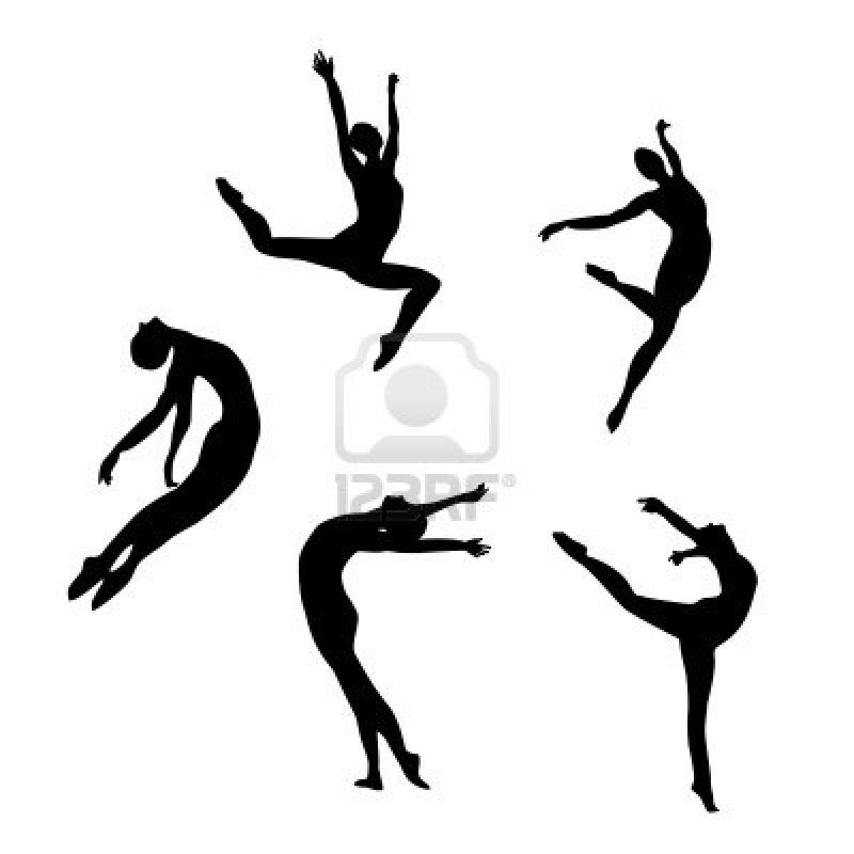 140 Modern Dance High Res Illustrations - Getty Images