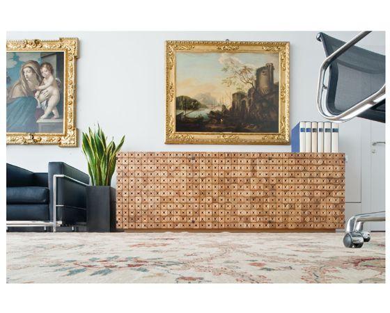 Fabulous office ubi bank brescia credenza mossaic giuseppe rivadossi furniture with interior - Interior design brescia ...