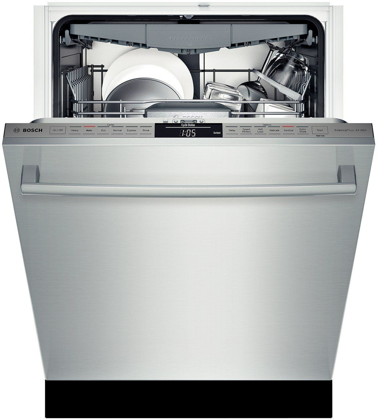 Bosch 800 Series Dishwasher With Stainless Steel Buyer S Guide