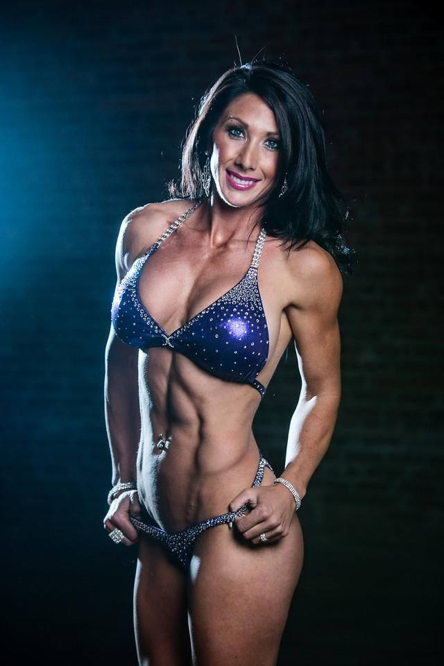 Cory; Figure Competition