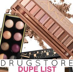 The ultimate list of more than 30 best drugstore makeup dupes, most under $10!