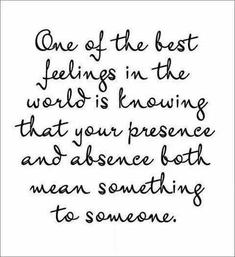 Presence n Absence