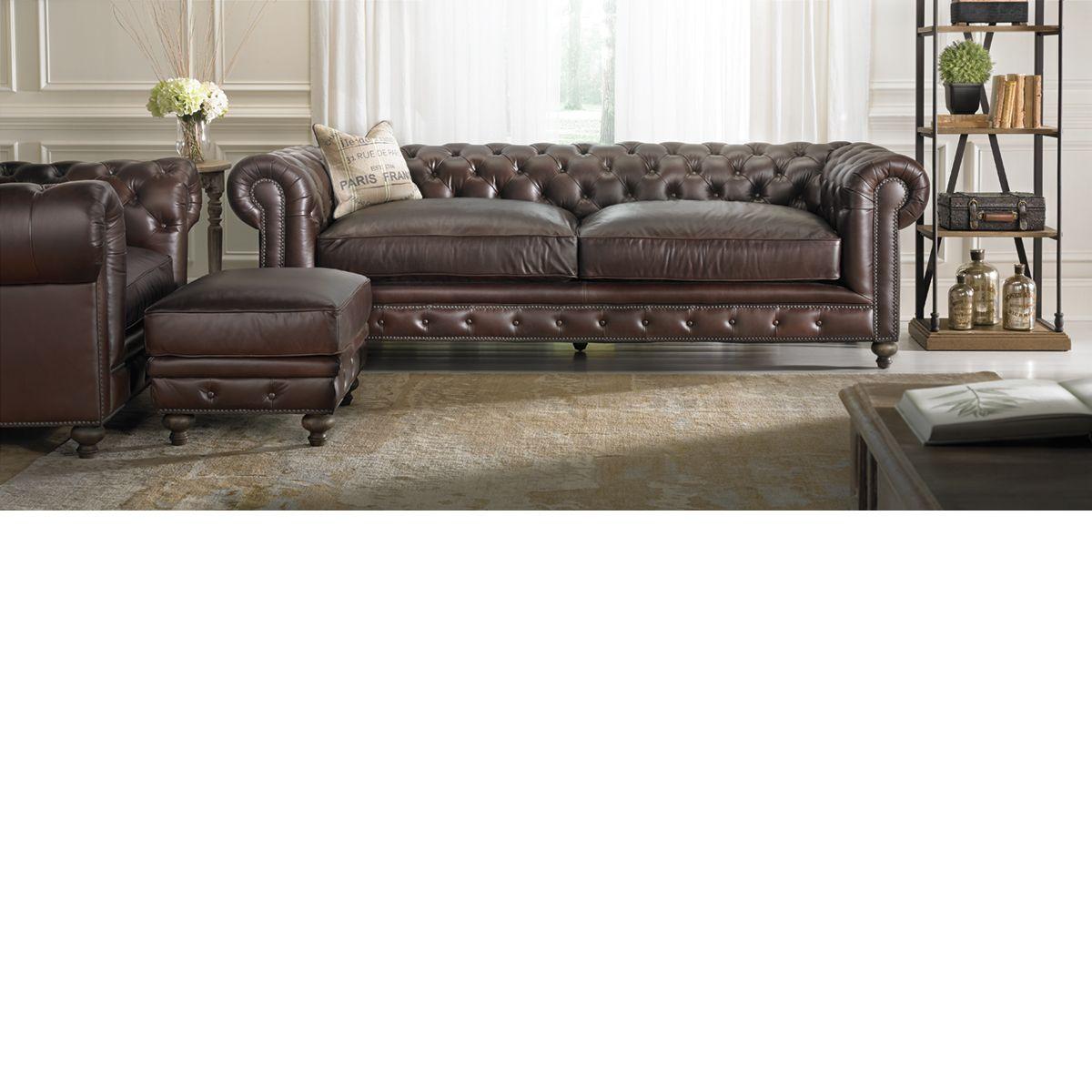 The Dump Furniture - FRANCIS DRAKE LEATHER SOFA | Home: Apartment ...