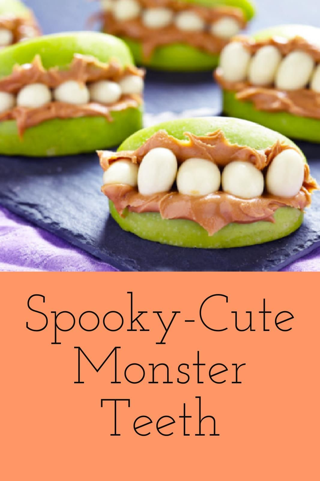Skip the junk food on halloween this ridiculously easy recipe for skip the junk food on halloween this ridiculously easy recipe for monster teeth is a forumfinder Gallery