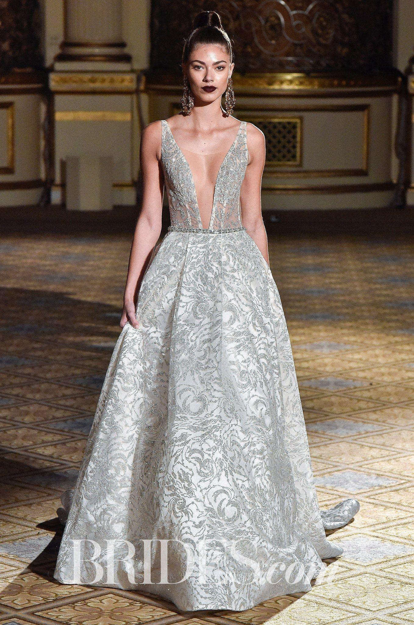 Berta Bridal & Wedding Dress Collection Spring 2018   Brides   BERTA ...