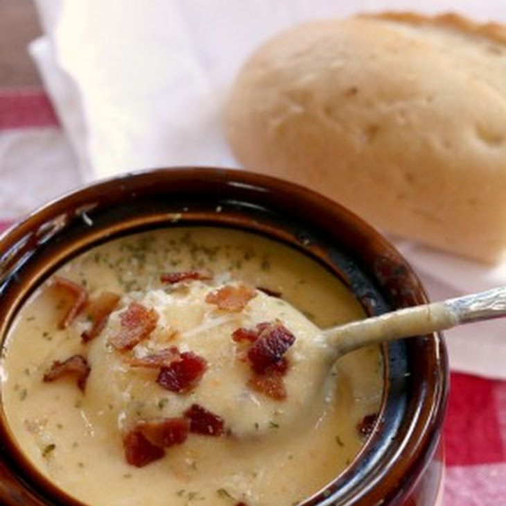Asiago Bisque soup veggies & cream & cheese! Looks like ...