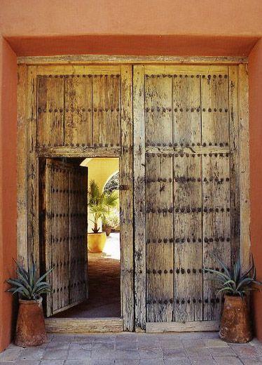 MEXICAN DOORS Mexican Antique Doors, Old Mexican Doors, Cust…