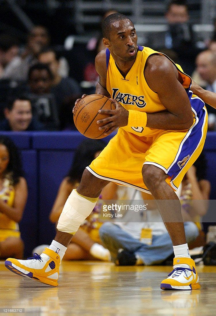 Every Sneaker Kobe Bryant Played In | Nice Kicks