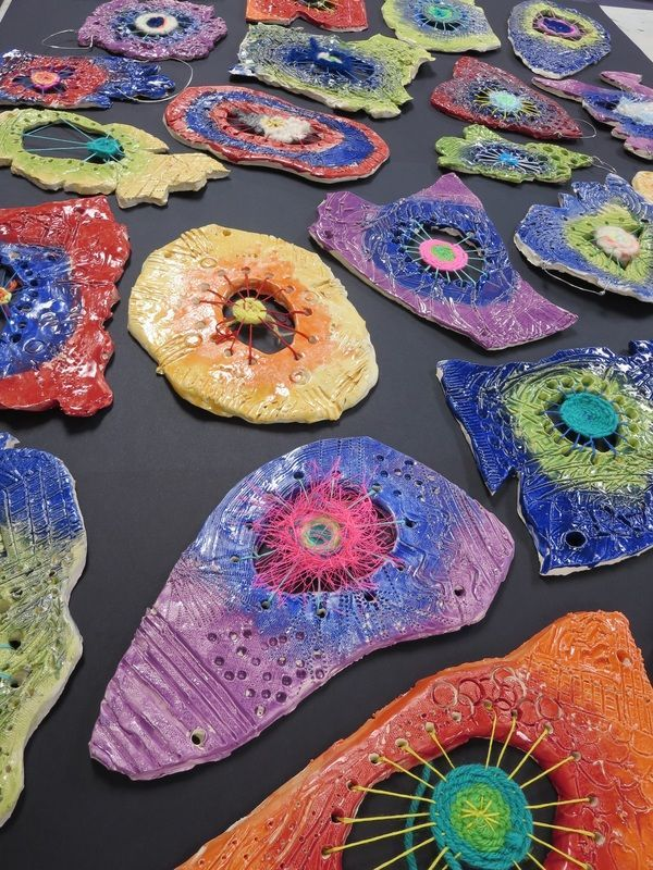 Clay Art Projects For Elementary Students | www.pixshark ...