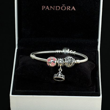 Princess Starter Bracelet Gift Set 190 00 Pandora Moa Http