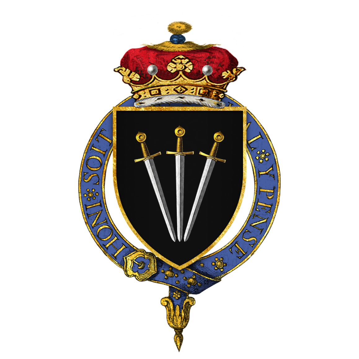 Coat_of_arms_of_Sir_William_Paulet,_1st_Marquess_of_Winchester,_KG.png (1158×1158)