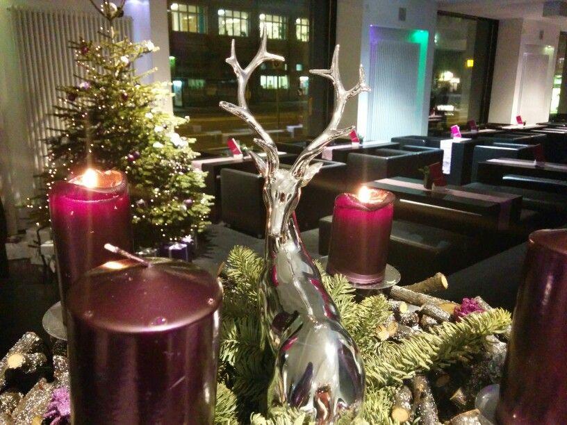 Frohe Weihnachten! Wünschen die www.LindemannHotels.de