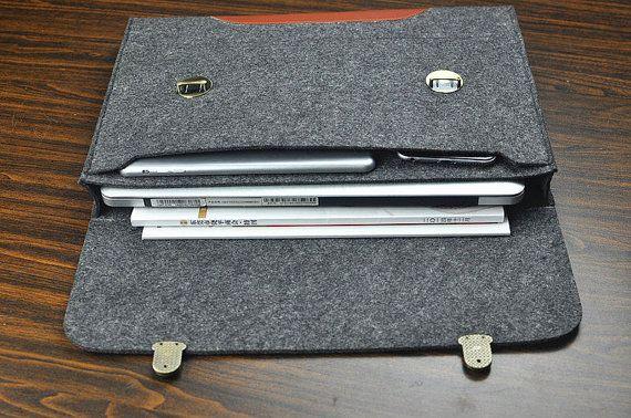 iPad sac Pro Macboook Air 13 pouces Macbook Pro par FeltBagWorld