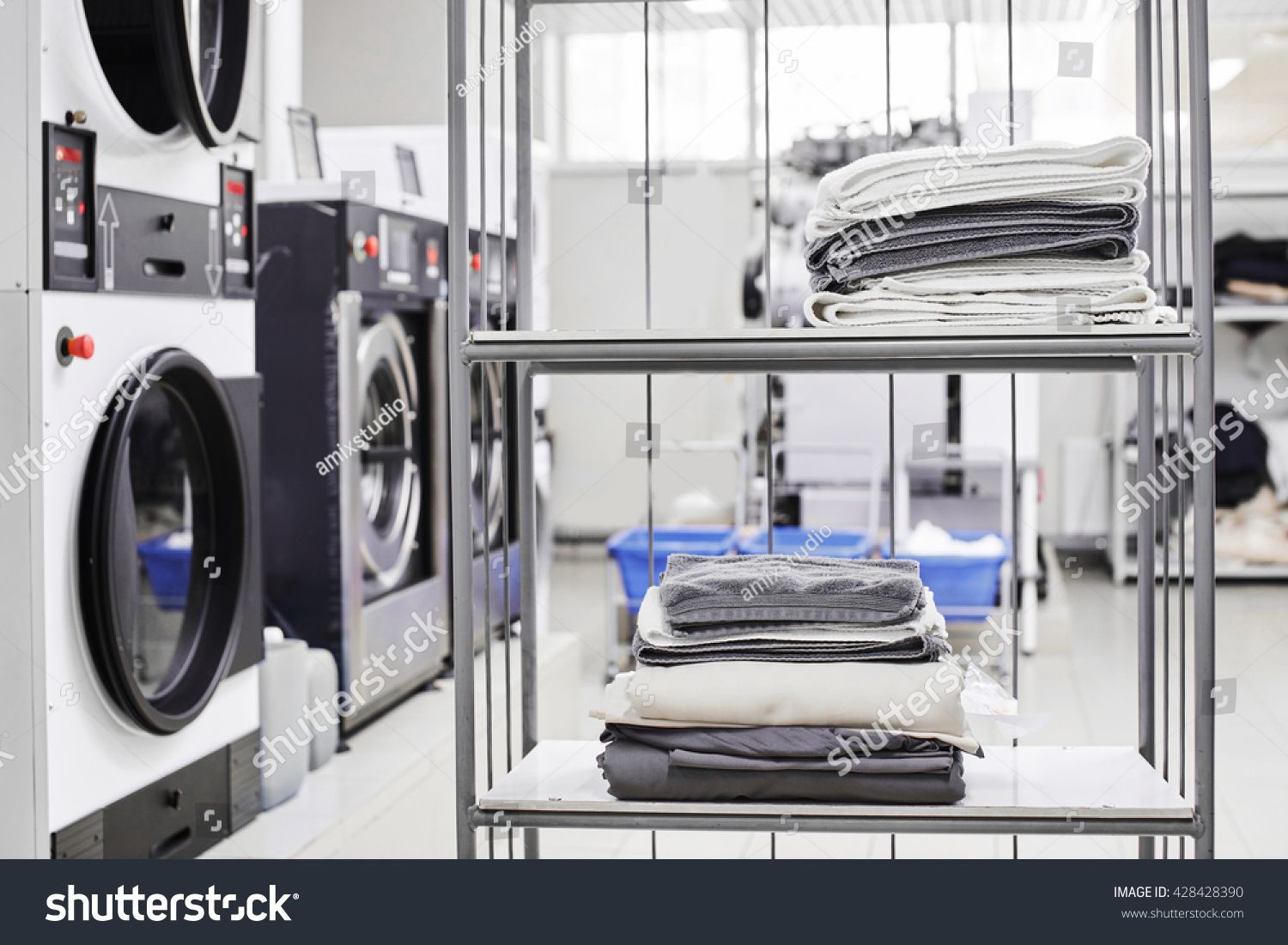Clean Stuff Is On The Rack At The Dry Cleaners Sponsored Spon