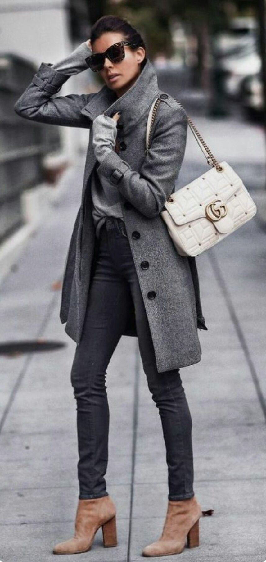 Perfect outfit for chilly days. #fashionistas #ootd