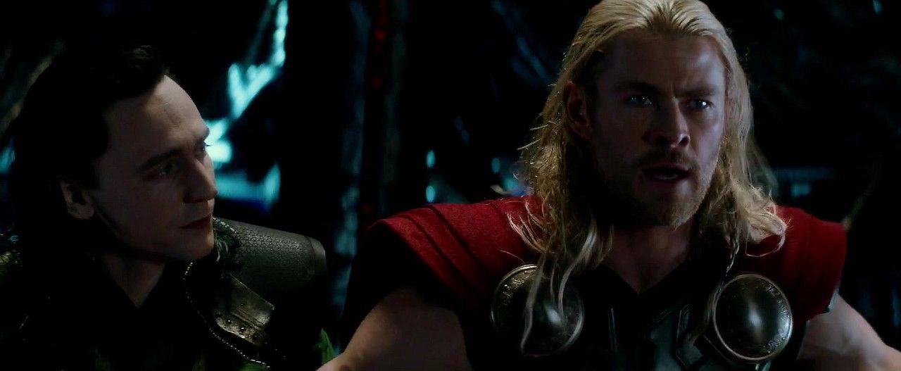 Thor: The Dark World | Thor Impresses Loki!