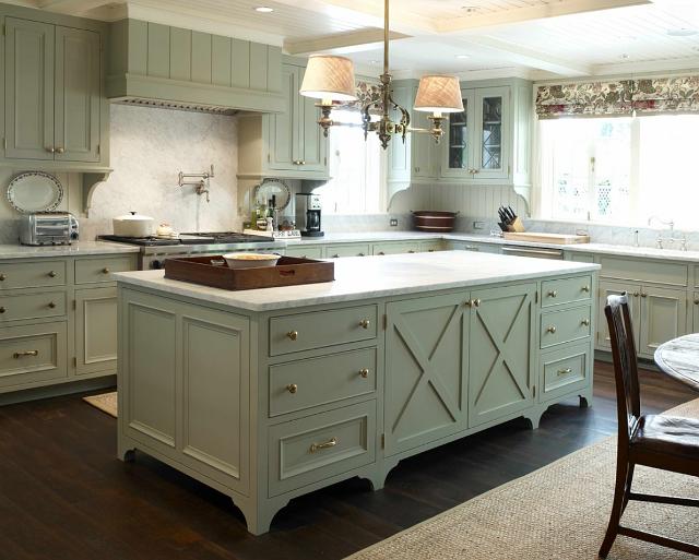 Kitchen Fancy Classic Kitchen Design With Unique Pendant Lamp Awesome Kitchen Model Design Inspiration Design
