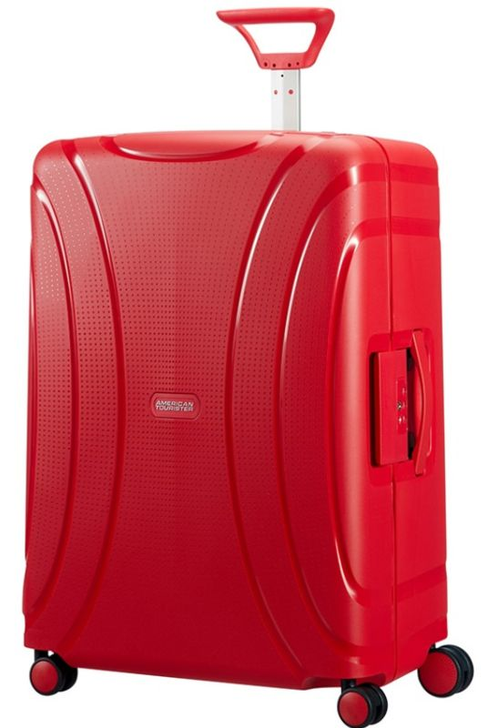 Valise cabine American Tourister Lock'n'Roll 55 cm Formula Red rouge